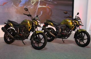 Honda CB Trigger