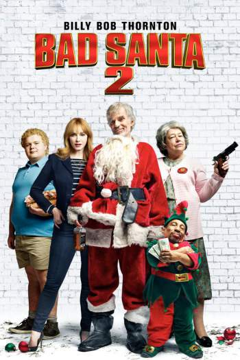 Papai Noel às Avessas 2 Torrent – BluRay 720p/1080p Dual Áudio