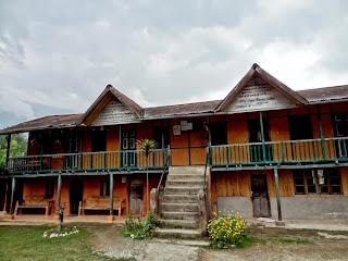 Lingsey Sanskrit Vidyalaya, Lingsey Eco-Tourism, Mulkharka Trek