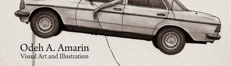 Odeh A. Amarin / Visual Art & Illustration