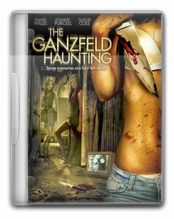 The Ganzfeld Haunting Legendado