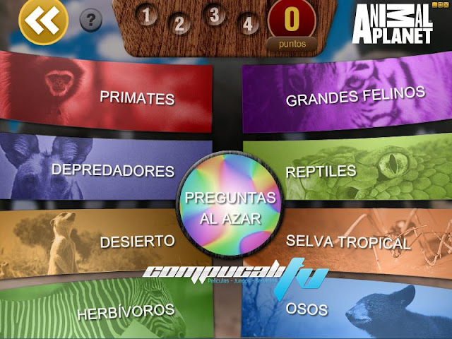 Animal Planet Land Edition Juego PC 2012