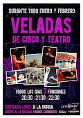 Veladas de Circo y Teatro
