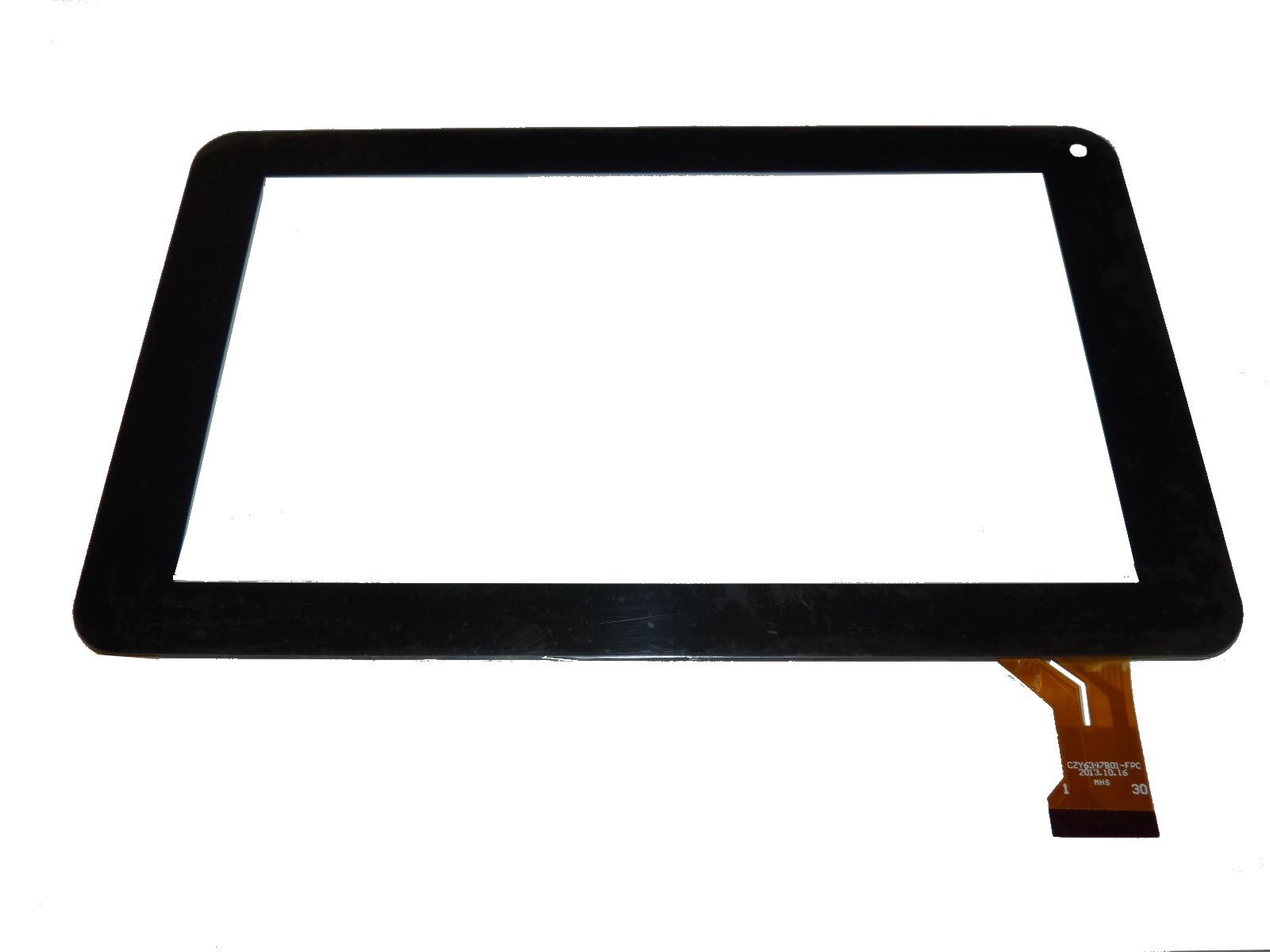 ecran tactile pour tablette polaroid storex mpman