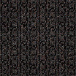 """Black Chains"", Gloomy Background"