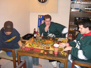 risk, board game movie, showdown, nerd fest, sausage party