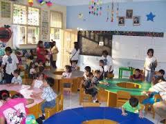 Model Pengaturan Ruangan pada Pembelajaran Tematik