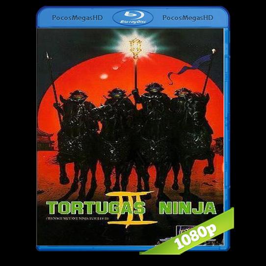 Las tortugas ninja III | 1993 | BrRip 1080p | Audio Dual | Latino/Ingles 5.1