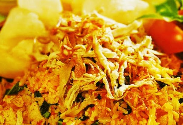 Tips Resep Cara Membuat Nasi Goreng Ayam Spesial