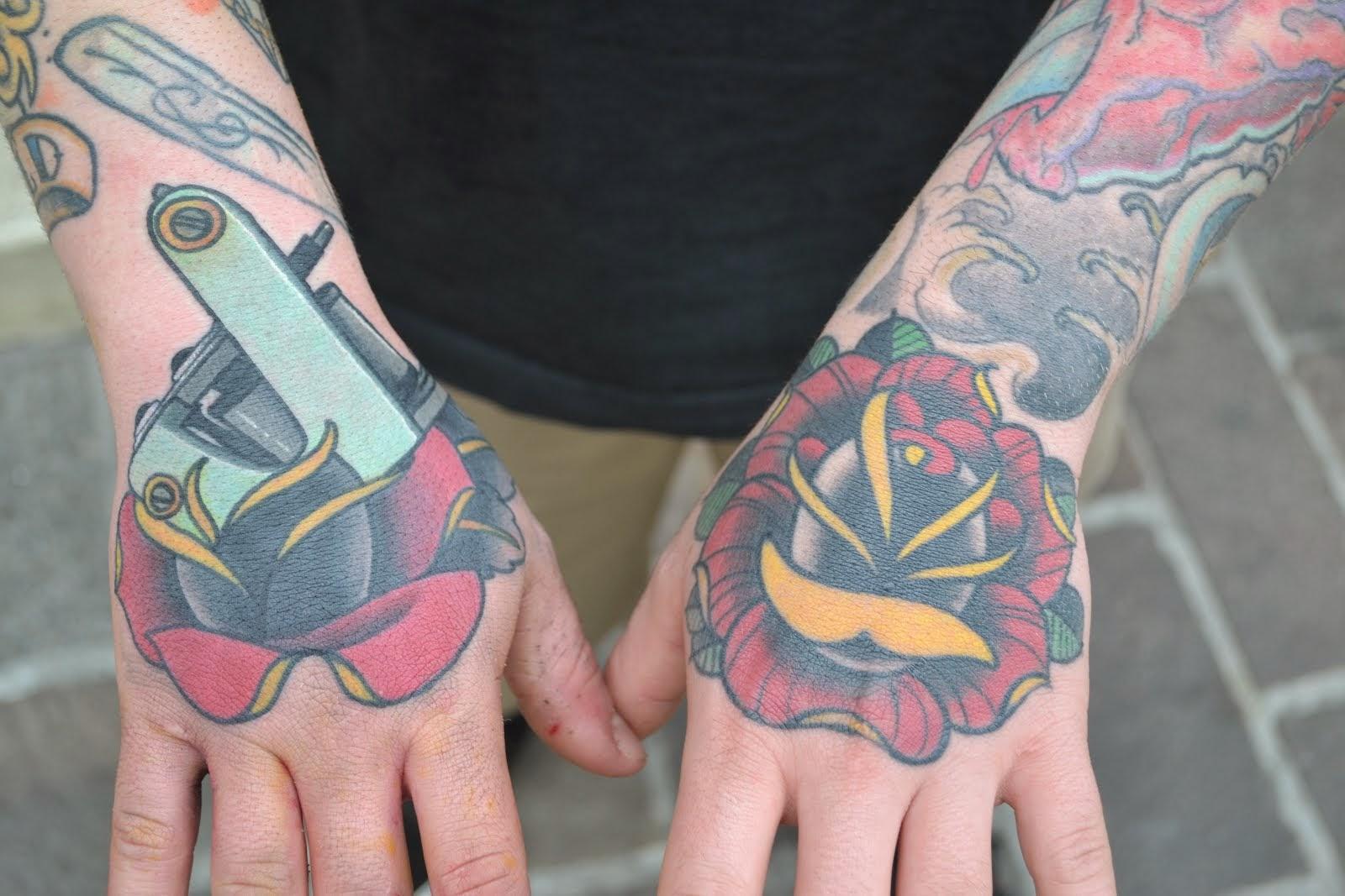 fat manu tattoo