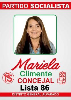LISTA 86-MARIELA CLIMENTE-SPADARI