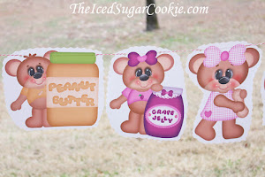Teddy Bear Picnic Peanut Butter And Jelly Birthday Party