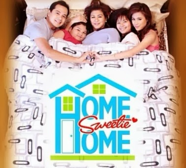 Home Sweetie Home - John Lloyd and Toni Sitcom