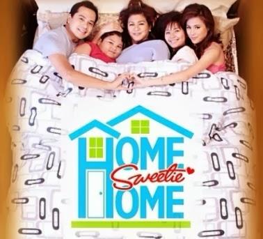 Home Sweetie Home - John Lloyd and Toni Sitcom