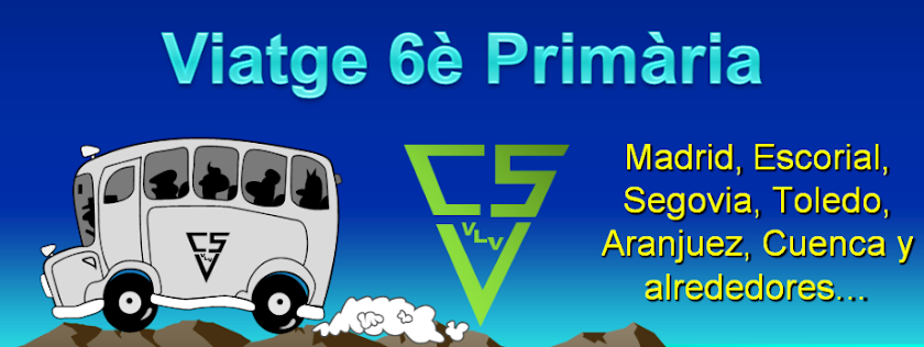Viatge 6è de Primària