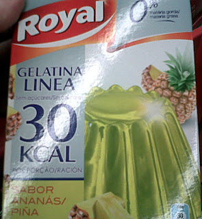 Gelatina Royal LINEA 30 KCAL