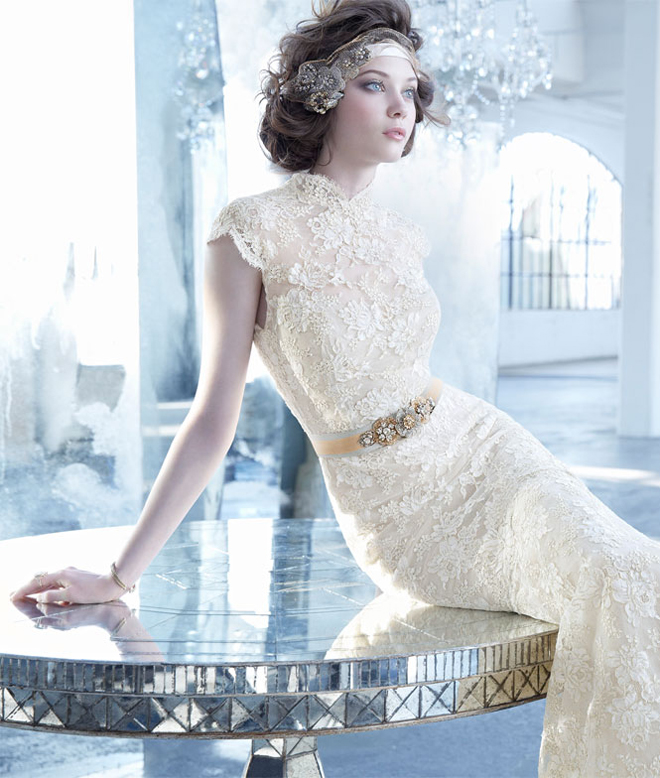 Lazaro Wedding Dress And Bridal Gown Collection: Lazaro Fall 2013 Bridal Gown Collection