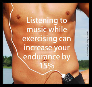 Listening to Music While Exercising