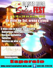 Costa Rica salsa fest