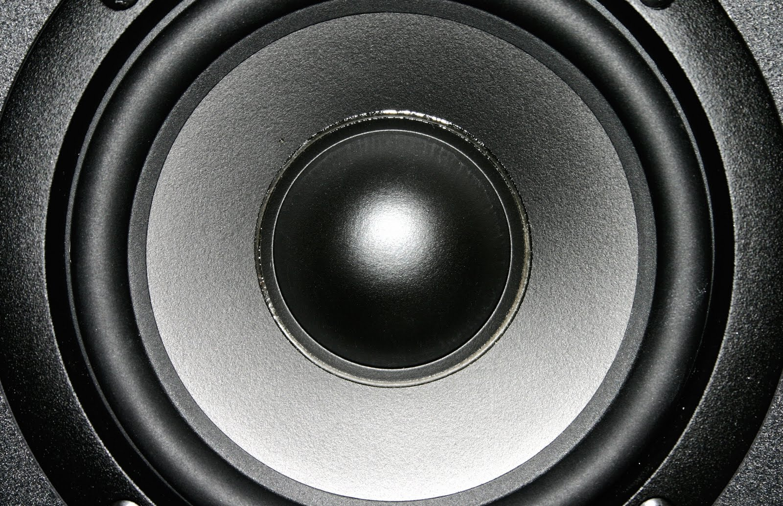 Stock photo of a speaker