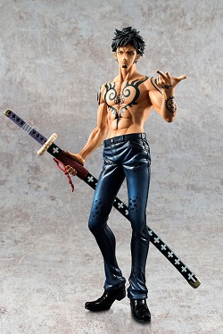 ONE PIECE POP EX MODEL TRAFALGAR 2.5