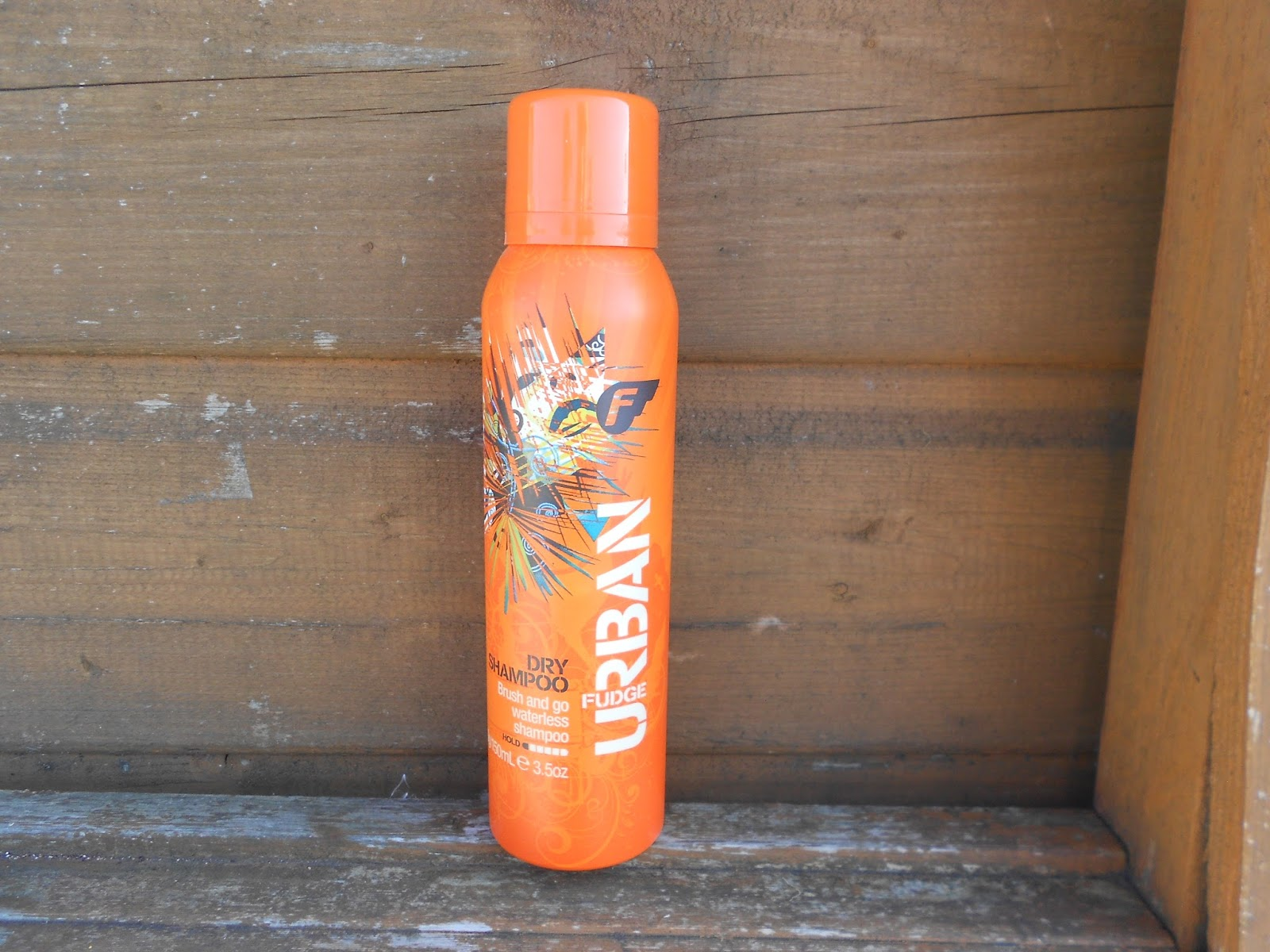 fudge urban blogger review dry shampoo