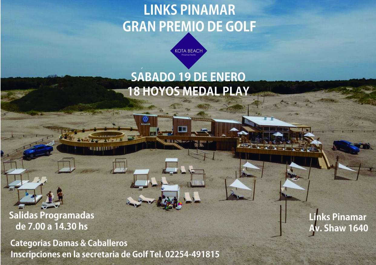 Golf - Links Pinamar