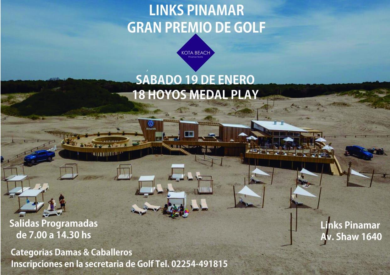 Golf - Links Pinamar