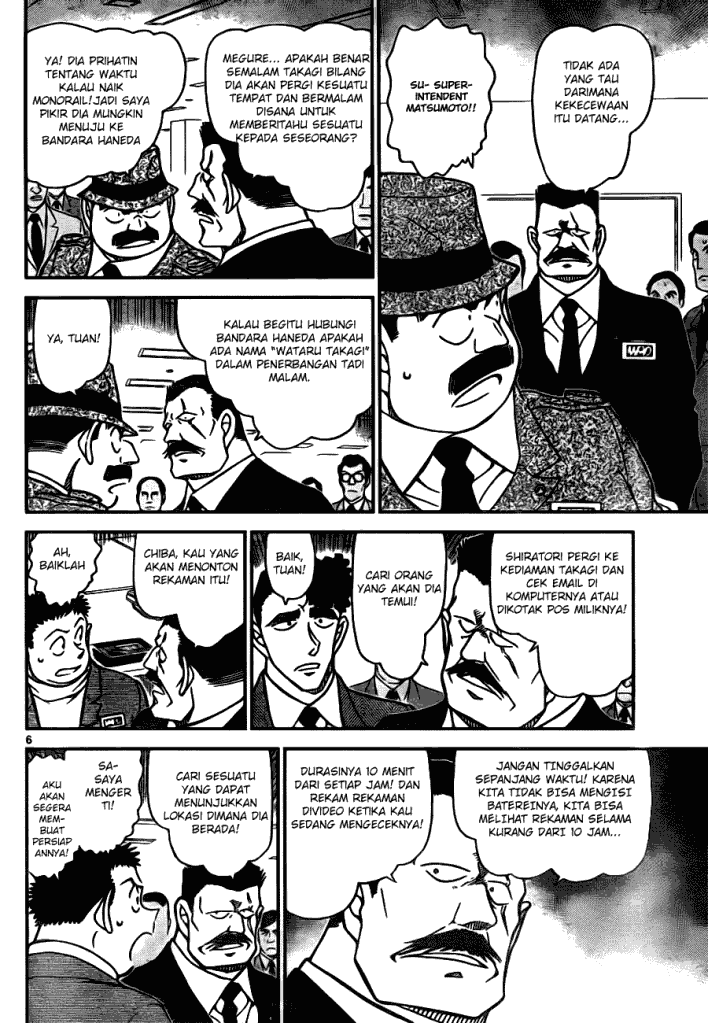 manga detective conan online 806 page 6