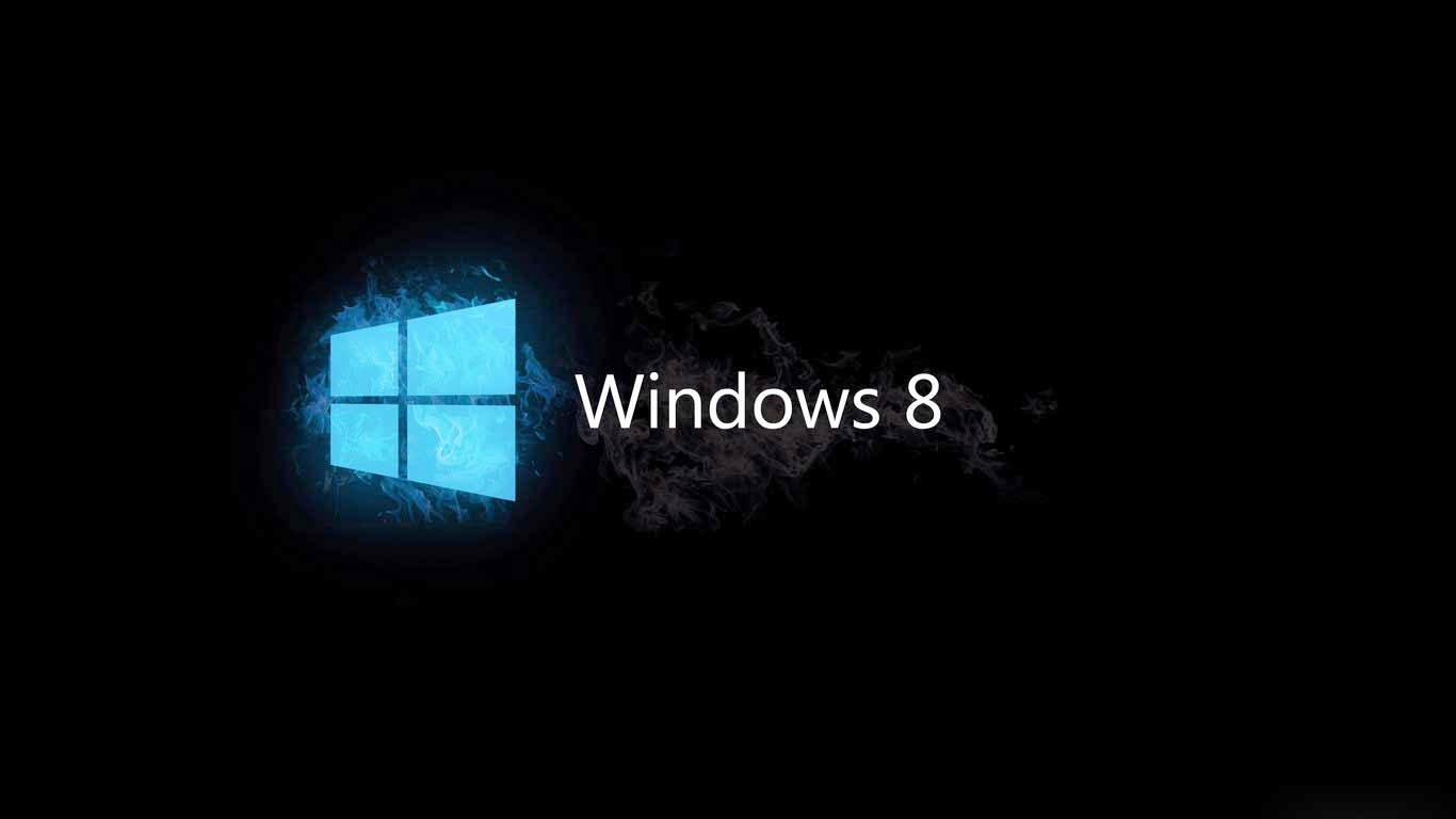 Windows 8 Blackish Pic | Windows 8 Black Background