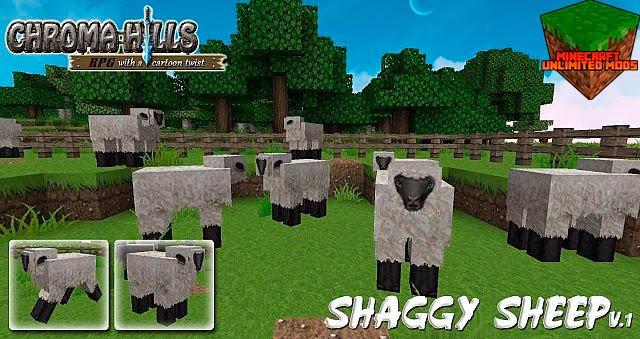 Chroma Hills RPG Texture Pack ovejas