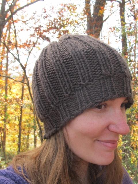 Loom Knit Hat Pattern : This Mama Knits