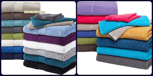 Target Homewares towels