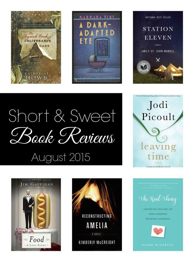 Short & Sweet Book Reviews