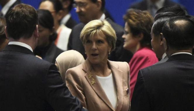 Menteri Australia, Julie Bishop
