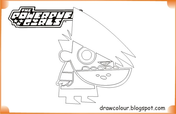 printable-the_powerpuff_girls-ganggreen-coloring-pages