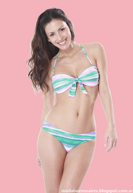 Bikinis verano 2013 Lete. Moda 2013.