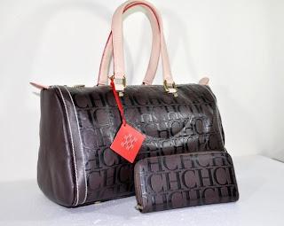 Carteras y bolsos para damas será simplemente cosmético.Carolina Herrera Outlet será más elegante, más disponibles en su colección más amplia de estilos y