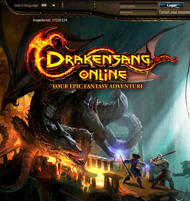 Game : Drakensang