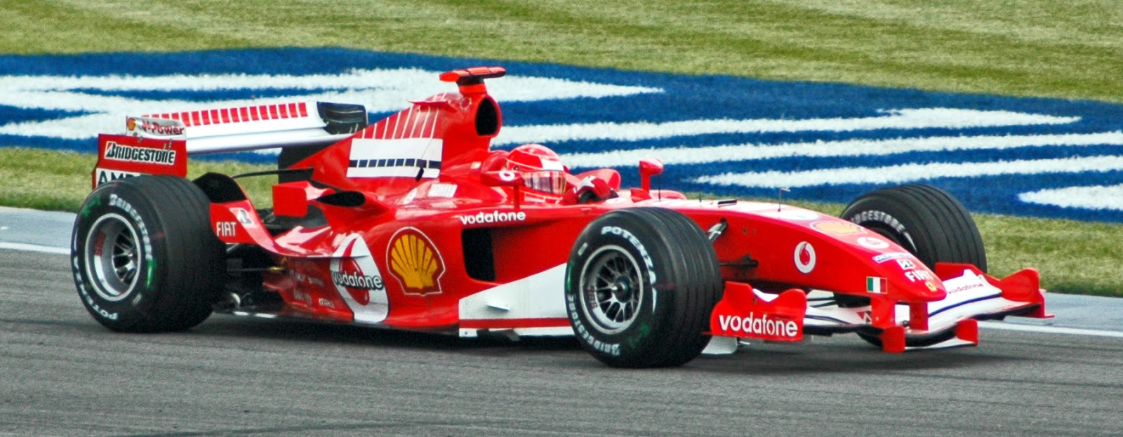 Schumacher 2013 Ferrari Schumacher Did at Ferrari