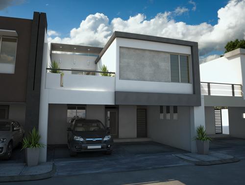 Fachadas contempor neas fachadas modernas contempor neas for Fachadas contemporaneas para casas
