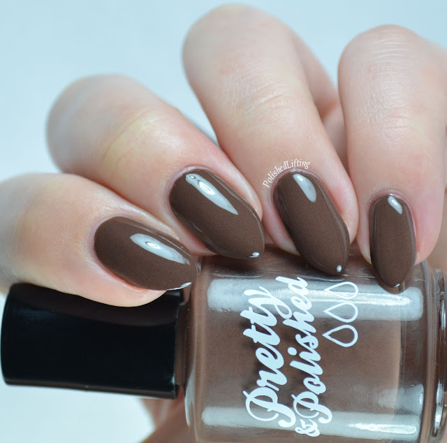 Pretty & Polished Dibs On the Cocoa Nibs