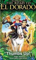 The Road To El Dorado 2000 720p BRRip Dual Audio