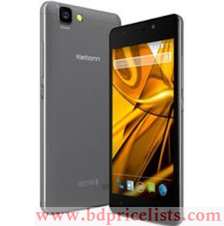 Karbonn Titanium Dazzle 2 S202 Specifications and price in Bangladesh