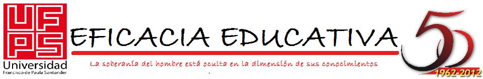 Eficacia Educativa