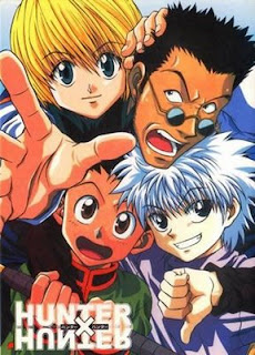 Hunter x Hunter anime manga