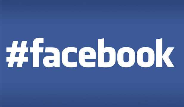 Facebook bắt đầu sử dụng Hashtag