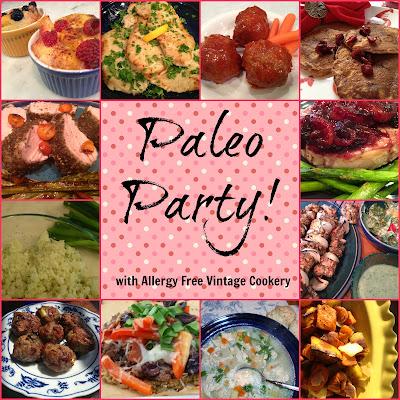 paleo party 1/17/14