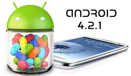 GALAXY S III CON ANDROID 4.2.1