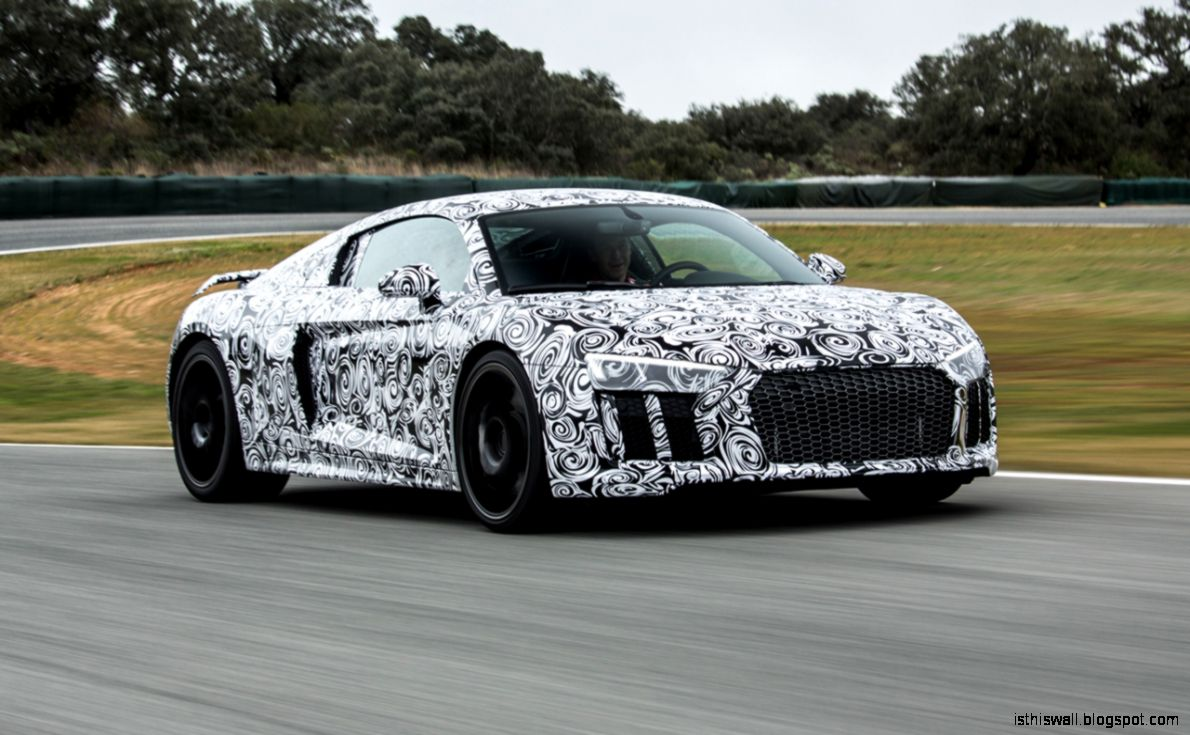 2016 Audi R8 Prototype Poked and Prodded – Review – Car and Driver